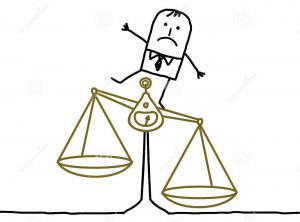 http://www.dreamstime.com/stock-photo-man-imbalance-injustice-image18443350