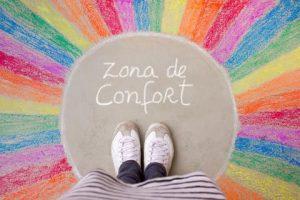 Sal de tu zona de confort